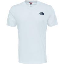 Buy M S/S Redbox Celebration Tee Tnf White/Urban Navy