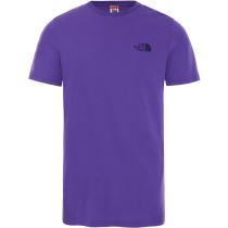 Buy M S/S Simple Dome Tee Peak Purple