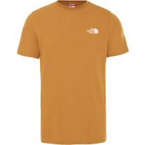 Acquisto M S/S Simple Dome Tee Timber Tan