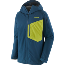 Buy M's Snowdrifter Jkt Crater Blue