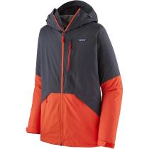 Buy M's Snowshot Jkt Smolder Blue Metric Orange