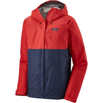 Buy M's Torrentshell 3L Jkt Fire