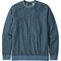Buy M's Trail Harbor Crewneck Sweatshirt Long Plains Pigeon Blue
