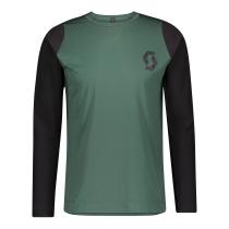 Buy M'S Trail Progressive L/Sl Smoked Green/Black