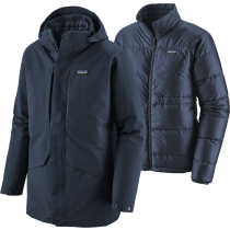 Kauf M's Tres 3-in-1 Parka New Navy