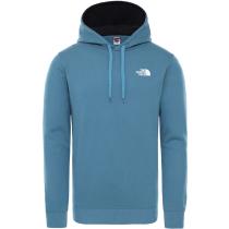 Kauf M Seasonal Drew Peak Pullover Mallard Blue