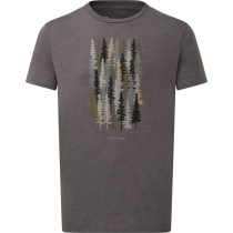 Acquisto M Spruced Up T-Shirt Eiffel Tower Grey Heather