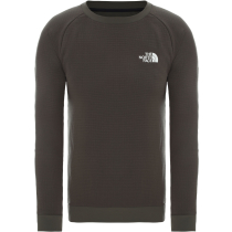 Achat M Summit L2 Power Grid Vrt Pullover New Taupe Green