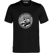 Achat M Tech Lite II SS Tee Move to Natural Black