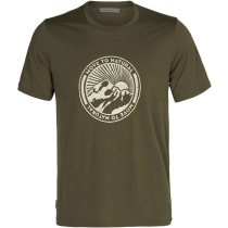 Achat M Tech Lite II SS Tee Move to Natural Loden
