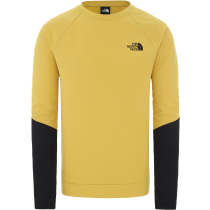 Achat M Tekno Ridge Crew Bamboo Yellow/Tnf Black