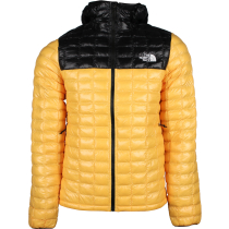 Achat M ThermoBall Eco Hoodie Tnf Yellow/Tnf Black
