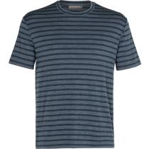 Buy M Utility Explore SS Crewe Stripe Serene Blue