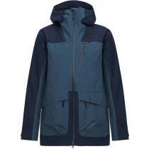 Acquisto M Vertical 3L Jacket Blue Shadow