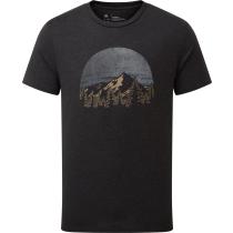 Acquisto M Vintage Sunset T-Shirt Meteorite Black Heather