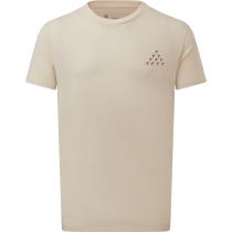 Acquisto M Volcano Views -Shirt Elm White Heather