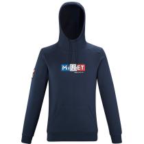 Buy M100 Sweatshirt Hoodie M Sapphire