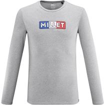 Buy M100 Ts Ls M Heather Grey