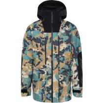 Acquisto M A-Cad Futurelight Jacket Timbrer Tan Topo XL Pint/Tnf Black