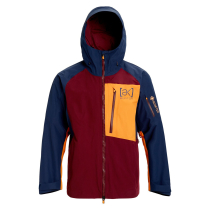 Kauf M Ak Gore Cyclic Jkt Port Royal/Dress Blue/Russet Orange