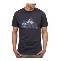 Acquisto M Bouldering T-Shirt Meteorite Black