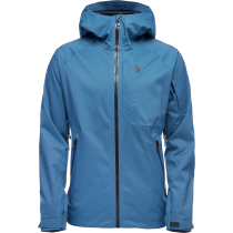 Achat M Boundary Line Insulated Jkt Astral Blue