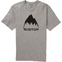 Kauf M Classic Mountain High SS Gray Heather