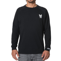 Buy M Crew Neck Black