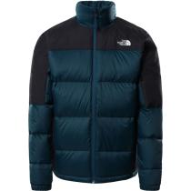 Buy M Diablo Down Jacket Monterey Blue/Tnf Black