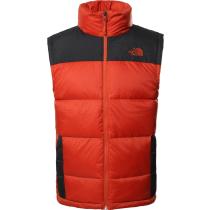 Buy M Diablo Down Vest Burnt Ochre/Tnf Black