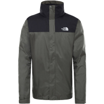 Buy M Evolve Ii Triclimate Jacket New Taupe Green/Tnf Black