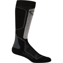 Kauf Socks Ski+ Lite M Oil/Black/Silver