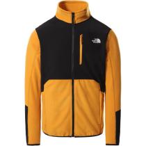 Acquisto M Glacier Pro Full Zip - Eu Citrine Yellow/Tnf Black