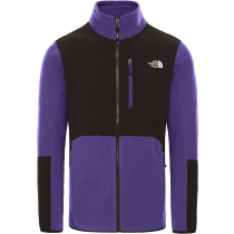 Kauf M Glacier Pro Full Zip Peak Purple/Tnf Black