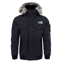 M Gotham Jacket Tnf Black/High Rise Grey