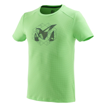 Kauf M Logo 2 T-Shirt SS M Flash Green