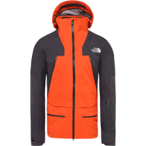 Buy M Purist Jacket Papaya Orange/Weathered Black