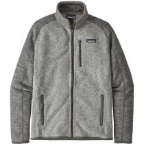 Achat M's Better Sweater Jkt Nickel w/Forge Grey