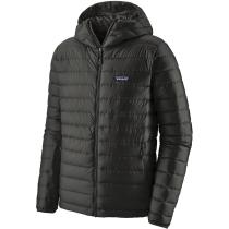 Buy M's Down Sweater Hoody Black