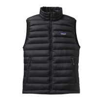 Achat M's Down Sweater Vest Black