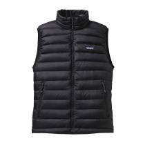 Achat M's Down Sweater Vest Black