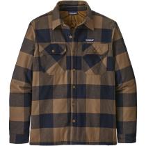 Kauf M's Insulated Organic Cotton MW Fjord Flannel Shirt Mountain Plaid