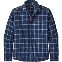 Acquisto M's LW Fjord Flannel Shirt Grange/New Navy