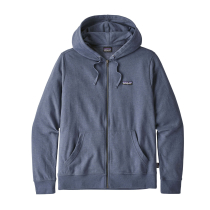 Kauf M's P-6 Label LW Full-Zip Hoody Dolomite Blue