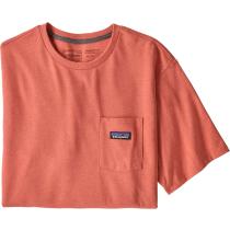 Acquisto M's P-6 Label Pocket Responsibili-Tee Coho Coral