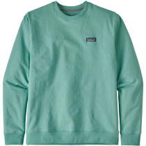 Buy M's P-6 Label Uprisal Crew Sweatshirt Light Beryl Green