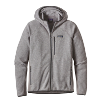 Compra M's Performance Better Sweater Hoody Feather Grey