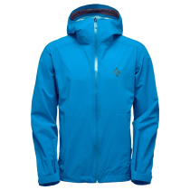 Kauf M Stormline Stretch Rain Shell Jkt Kingfisher
