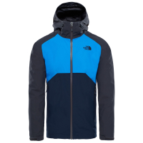 Achat M Stratos Jacket Asphalt Grey/Bomber Blue/Urban Navy