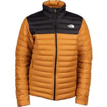 Buy M Stretch Down Jacket Timber Tan/ Tnf Black